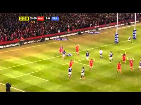 Welsh Rugby at its very best - 3