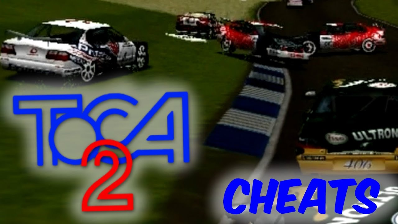 MESSING AROUND WITH CHEATS #1 | ToCA 2 Touring Cars
