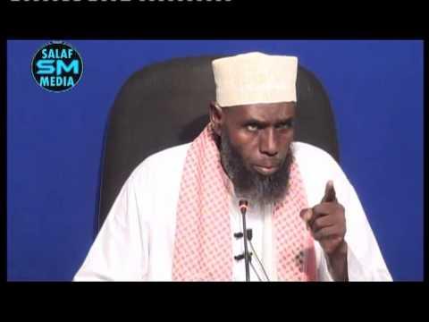 Tafsiir Suuratu Addaariyaad Sh.Ahmed iimaan - YouTube