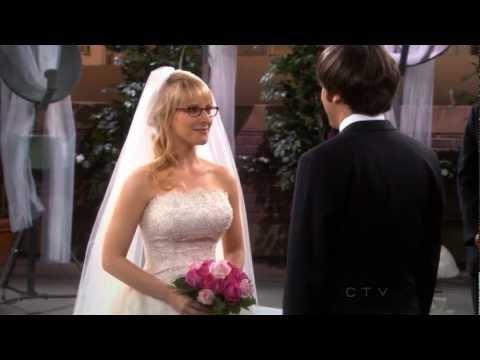 Howard and Bernadette's Wedding ~ The Big Bang Theory ~ (Season 5 Finale)