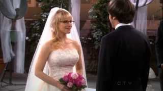 Howard and Bernadette's Wedding ~ The Big Bang Theory ~ (Season 5 Finale)