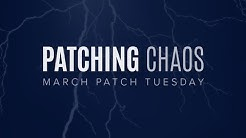 Microsoft Patch Tuesday - March 14th 2017