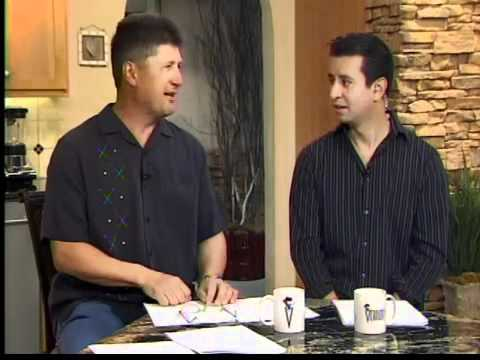 Tony Lynn hosts with Michael Junchaya