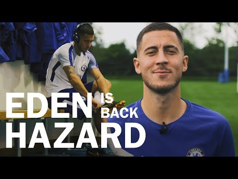 How Much Have You Missed Hazard? | Eden Hazard Is Back