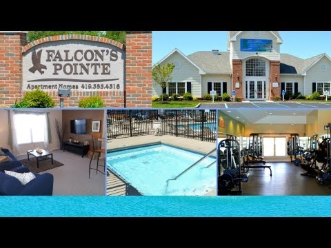 Falcon's Pointe Apartments In Bowling Green, Ohio