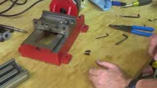 mini mill cnc conversion part 3 teardown