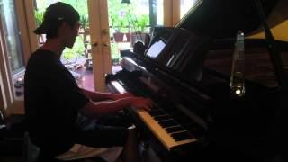 Sweet Disposition by The Temper Trap (Piano Cover) Axwell & Dirty South Remix