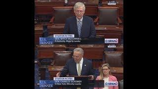 Senate Leaders on Impeachment Inquiry