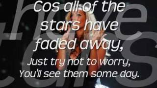 leona lewis - stop crying your heart out with lyrics