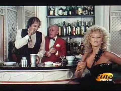 Grand Hotel - Il cocktail verde