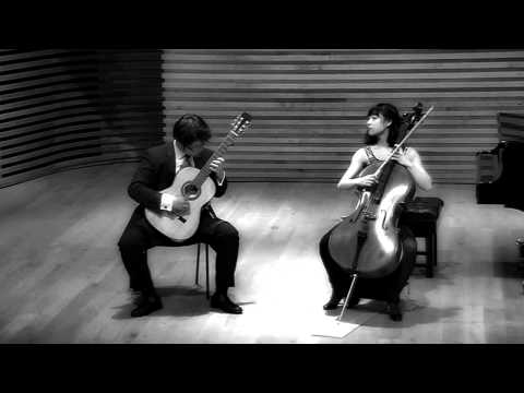 The Ultimate Libertango II by Astor Piazzolla (Cello & Guitar)
