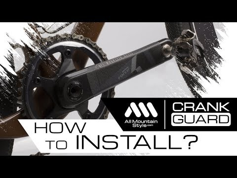 All Mountain Style Crank Guard