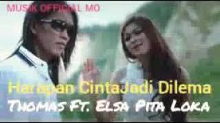 Download Lagu LAGU Thomas Arya Ft. Elsa Pitaloka HARAPAN CINTA JADI DILEMA mp3