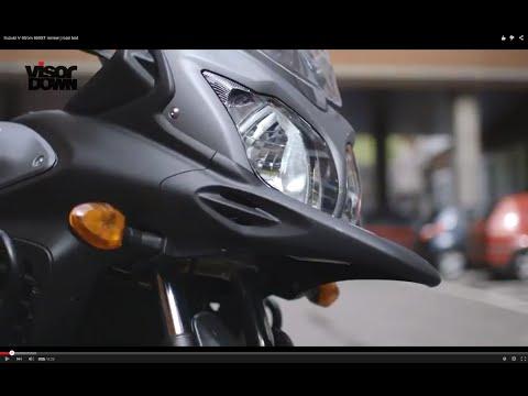 Suzuki V-Strom 650XT Review Road Test | Visordown Motorcycle Reviews