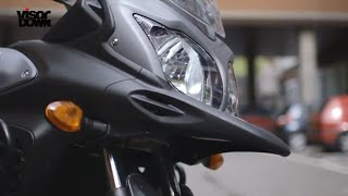 Suzuki V-Strom 650XT review | road test