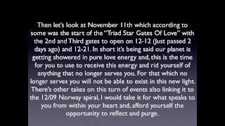 Spiritual Healer's Wild December 2009 Freakout!