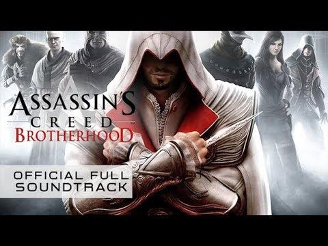Assassin&39;s Creed Brotherhood OST - Borgia Occupation Track 11