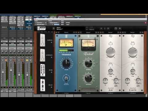 How I get my sound - Drum Mixing/Processing Tutorial