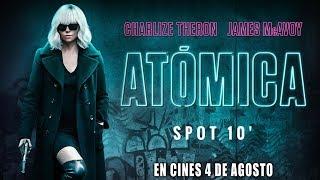 ATÓMICA - spot 10