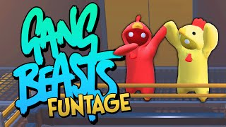 Video GANG BEASTS FUNTAGE! - The ULTIMATE Chicken Fight (Gang Beasts Funny Moments) download MP3, 3GP, MP4, WEBM, AVI, FLV November 2017