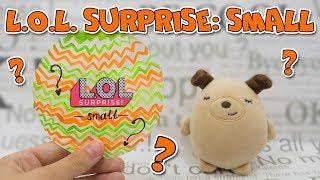 БУМАЖНЫЕ СЮРПРИЗЫ LOL SURPRISE: SMALL??? DIY 2D