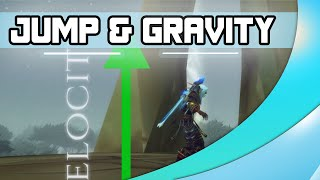 Jump And Gravity - Game Mechanics - Unity 3D