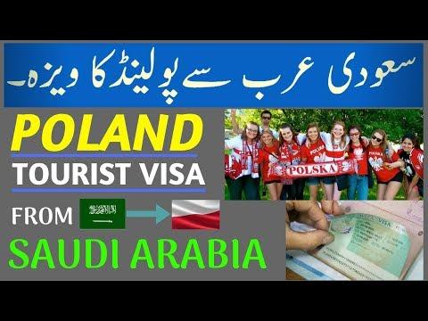 How to Get Poland Tourist Visa From Saudi Arabia
