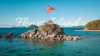 Flower Island Palawan