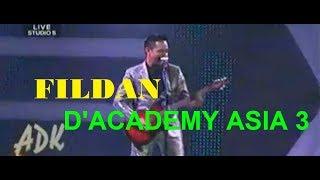 SONIA BY FILDAN BAU-BAU DI D'ACADEMY ASIA 3 INDOSIAR (28-10-2017)