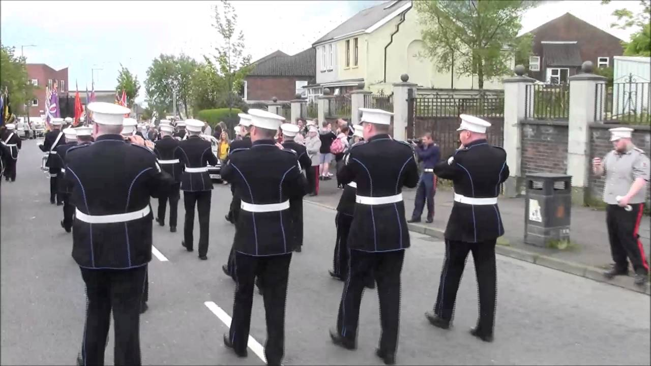 Ass Parade Images camlachie loyal star flute band @36th ulster regimental bands ass parade  2016