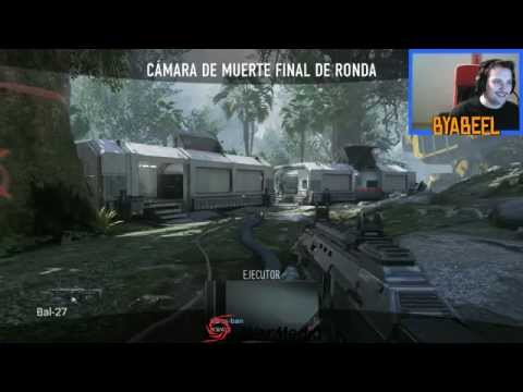 "UN DIRECTO AMARRAO ""ADVANCED WARFARE"""