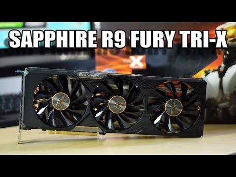 AIR COOLED FURY! | Sapphire R9 Fury Tri-X