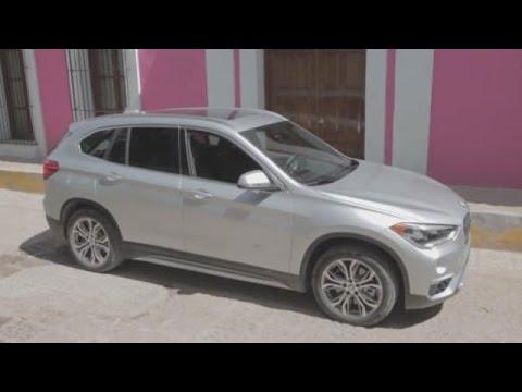 2016 BMW X1 Crossover SUV Walkaround Video Review