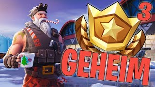 GEHEIMER BATTLE PASS STERN WEEK 3 SEASON 7 X LEVEL UP - FORTNITE BATTLE ROYALE ENGLISH