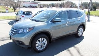 2012 Honda CR-V EX-L Start Up, Exhaust, and In Depth Tour