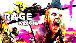 RAGE 2 All Cutscenes (Game Movie) 【Full Game / 1080p HD / 60FPS】