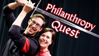 Becky and Keith Habersberger's Philanthropy Quest