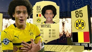 """Axel witsel review is he better than pogba in fifa 20 ?i hope you enjoyed the videotell me on comment below what do wanna see nextdon""""t forget to su..."""