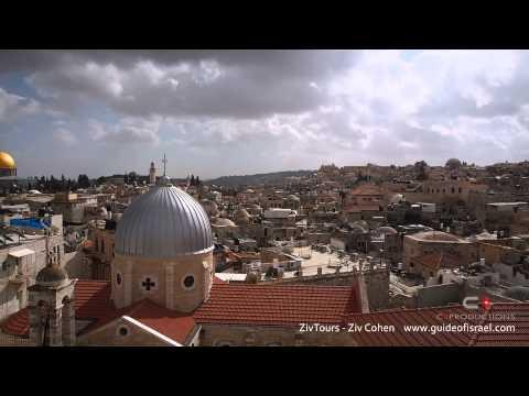 Israel Private Tour Guide Ziv Cohen   Come Visit Jerusalem