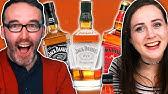 Irish People Try Jack Daniel&#39s Whiskey