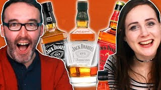 Irish People Try Jack Daniel's Whiskey