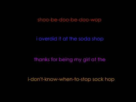 Soda Shop by Jay Brannan with Lyrics