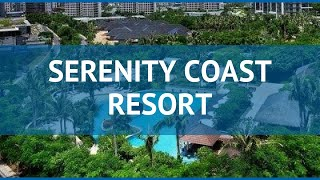 SERENITY COAST RESORT 4* Китай Хайнань обзор – отель СЕРЕНИТИ КОСТ РЕЗОРТ 4* Хайнань видео обзор