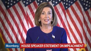 Nancy Pelosi Launches Impeachment Inquiry of President Trump, From YouTubeVideos