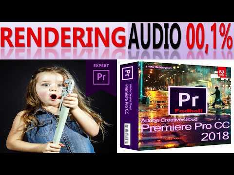 #3:[Adobe Premiere] не Рендерится Видео (Rendering Audio 0,01%) при Экспорте Проекта Долгий Экспорт