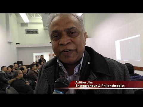 Aditya  Jha   Nepal TV Canada    Community tv show on Rogers tv