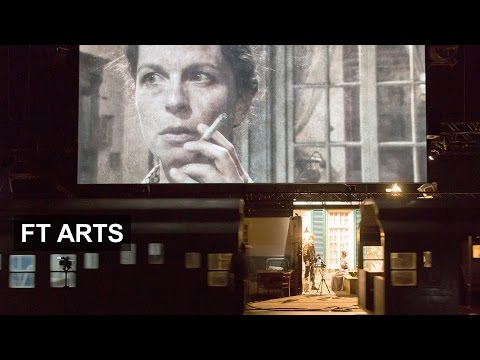 The technology changing theatre | FT Arts