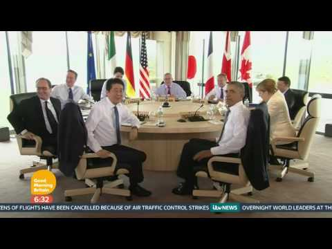 G7 Leaders Warn Against Brexit | Good Morning Britain