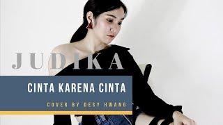 Download Judika - Cinta Karena Cinta Cover Lirik