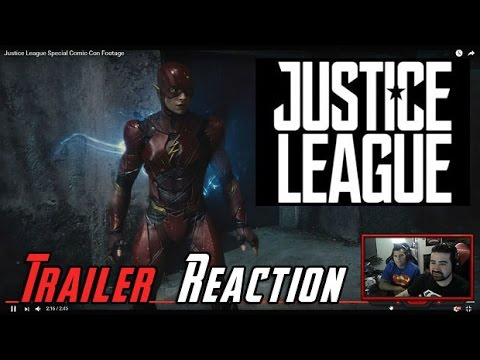 Justice League - Angry Trailer Reaction